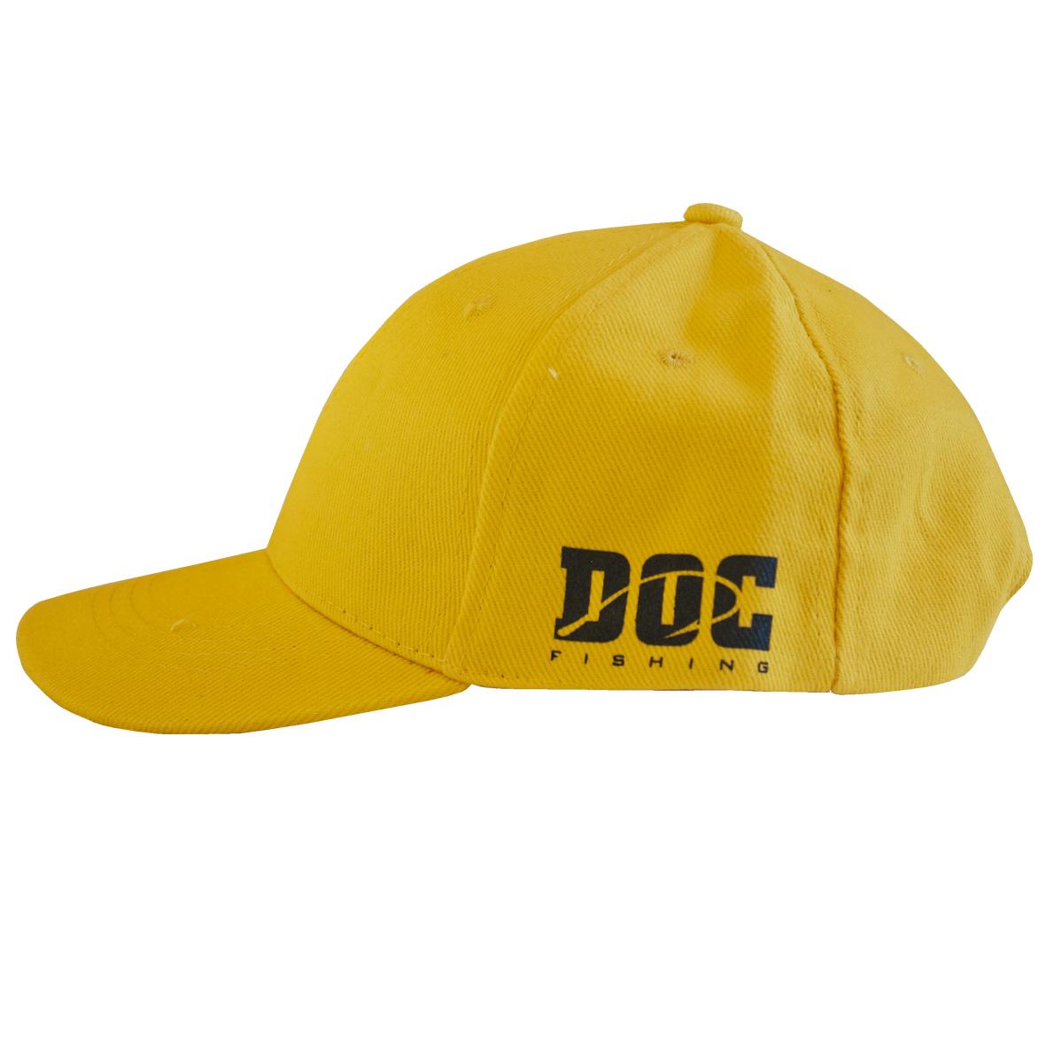 Čepice DOC dětská - žlutá