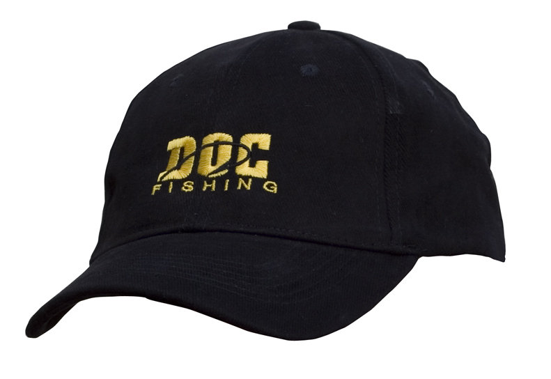 Čepice DOC - KLASIK černá
