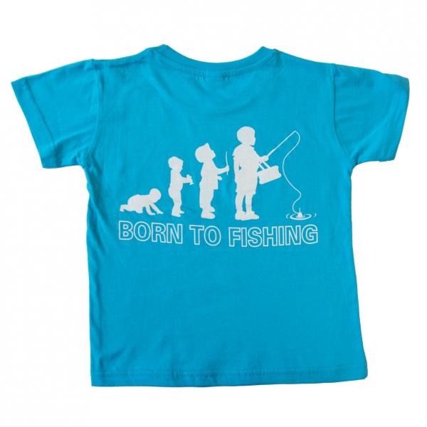 Triko dětské DOC - modrá 2261386636